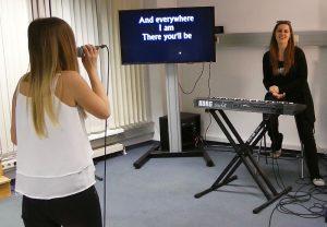 TopVoice Probestunde Gesangsunterricht