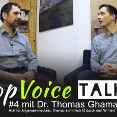 TopVoice Talk #4 So bleibt deine Stimme fit in der kalten Jahreszeit