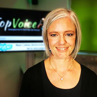TopVoice Gesangslehrerin Lisa Schreibmüller im Portrait